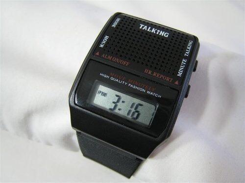 df4644e7c55 Relógio Para Cegos E Idosos - R  49