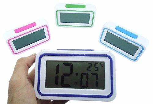relógio para deficiente visual fala hora em português