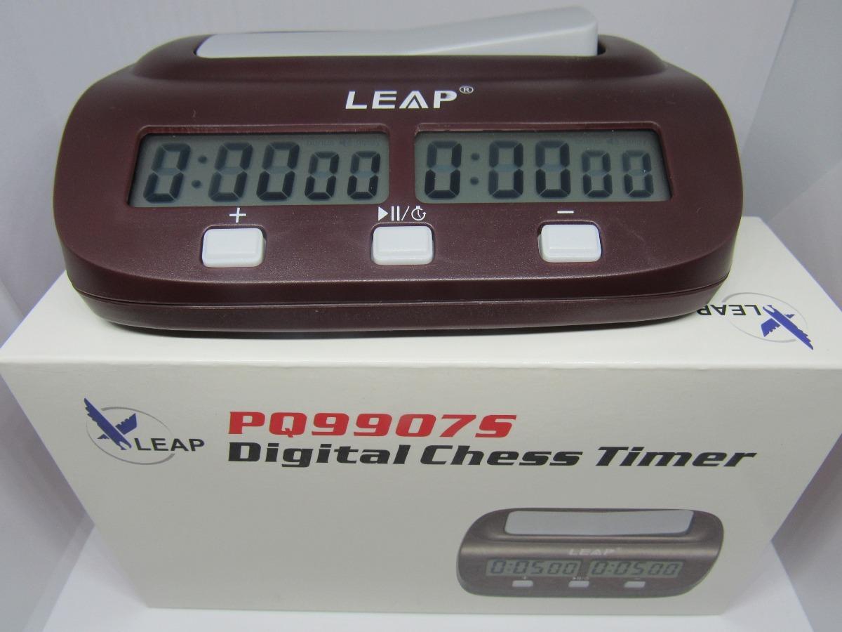 f32ce9384ec relógio para xadrez digital. Carregando zoom.