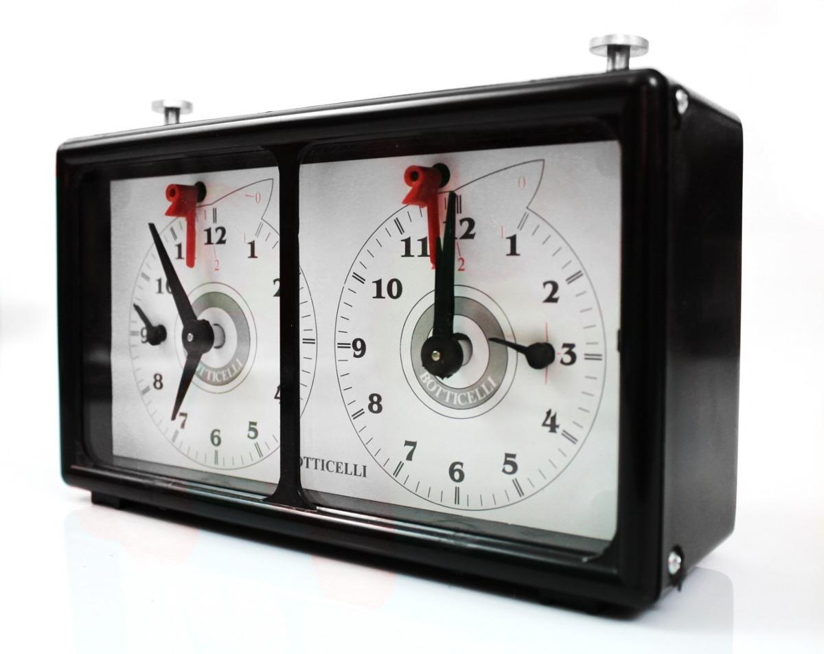 d509ed73115 relógio para xadrez e damas botticelli. Carregando zoom.