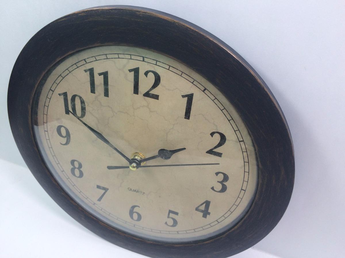 912cfca2578 relógio parede analógico rústico cozinha sala quarto redondo. Carregando  zoom.