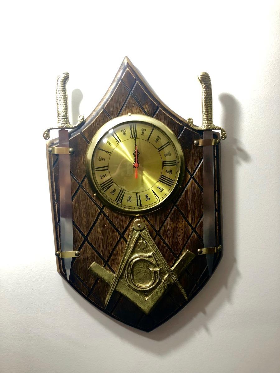 1079b50178d Relógio Parede Maçonaria