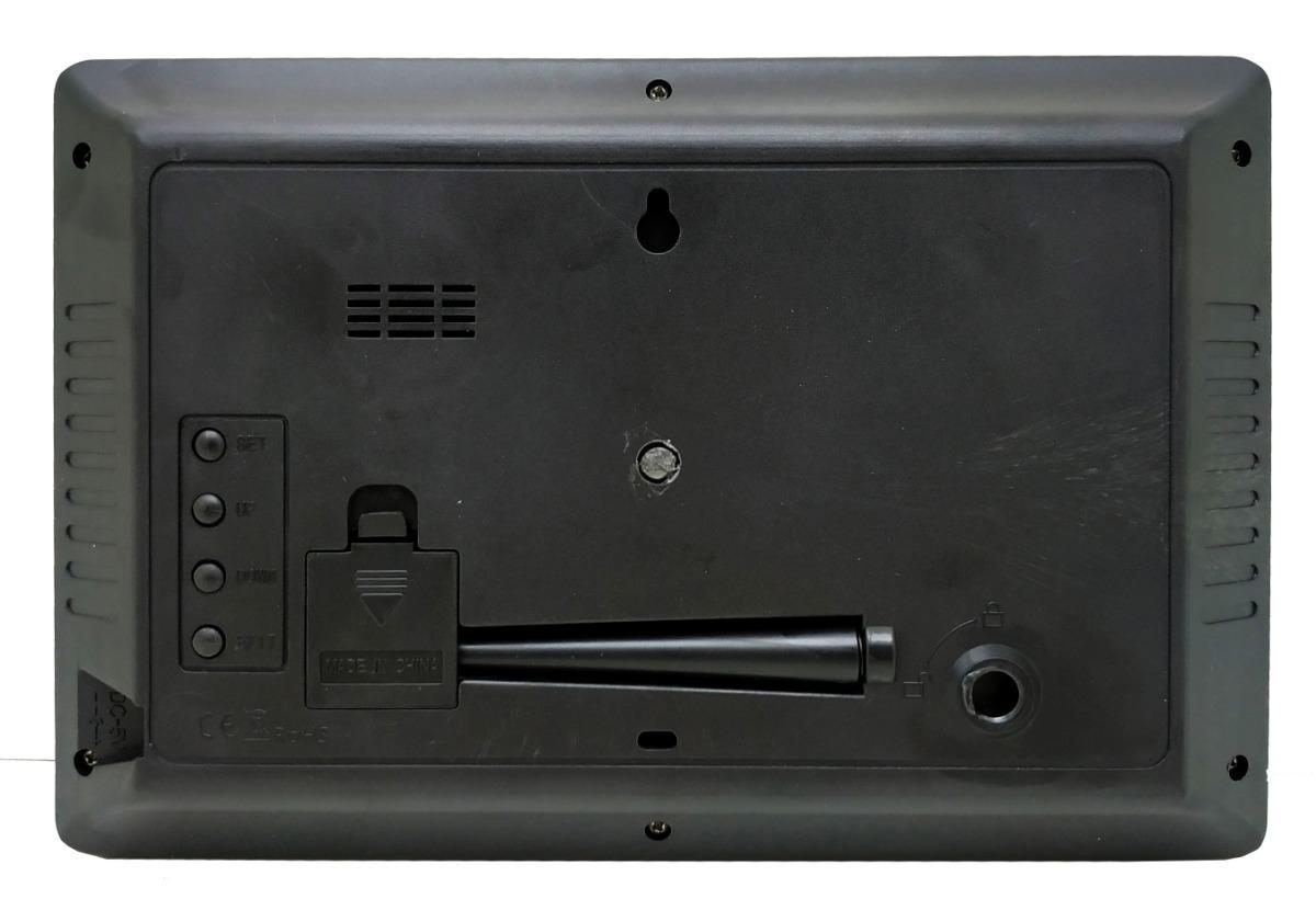 5c96c7f065f relógio parede mesa led digital calendário termômetro alarme. Carregando  zoom.