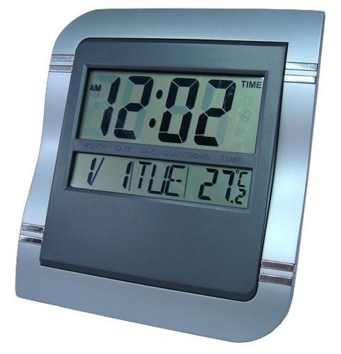 relógio parede/mesa digital novo,cozinha,sala,escritório