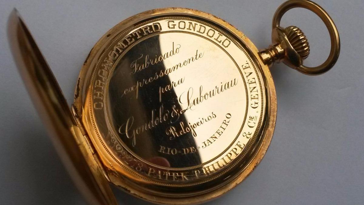 5b7b59928a0 relógio patek philippe chronometro gondolo - único dono. Carregando zoom.