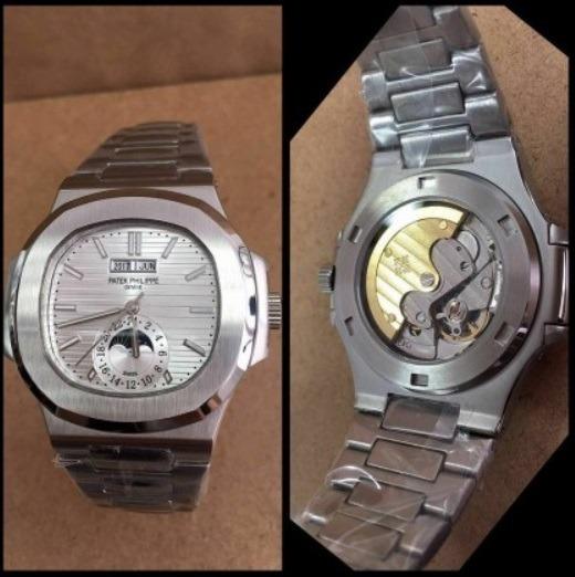 319db30003f Relógio Patek Philippe Nautilus Lançamento Pronta Entrega. - R  699 ...