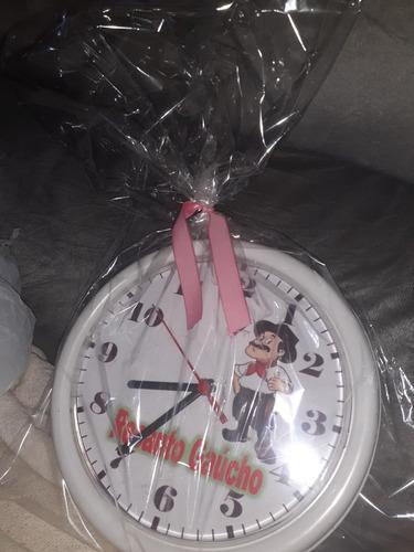 relógio personalizado com foto