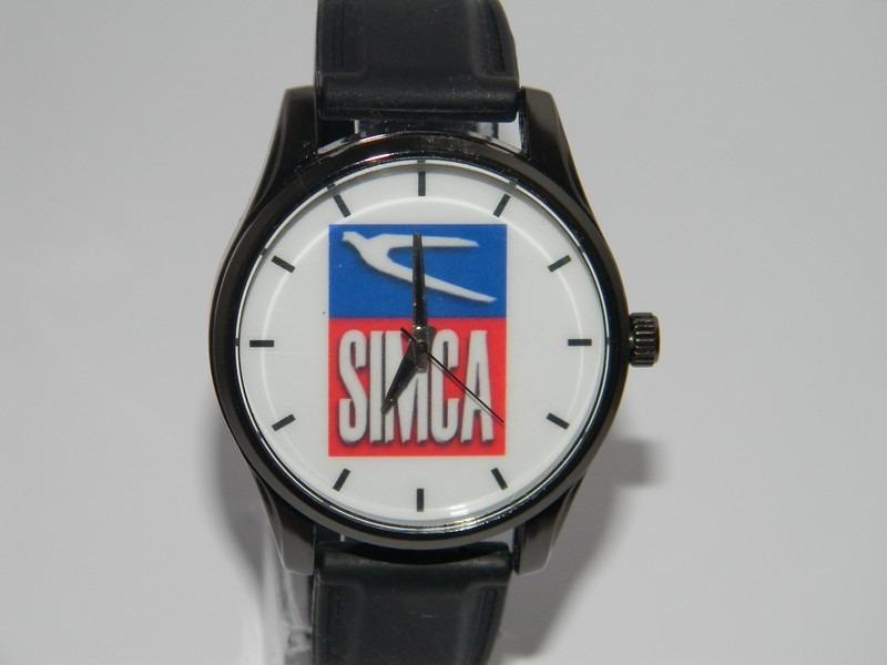 2caf15d486d relogio personalizado simca symbol francesa classico. Carregando zoom.