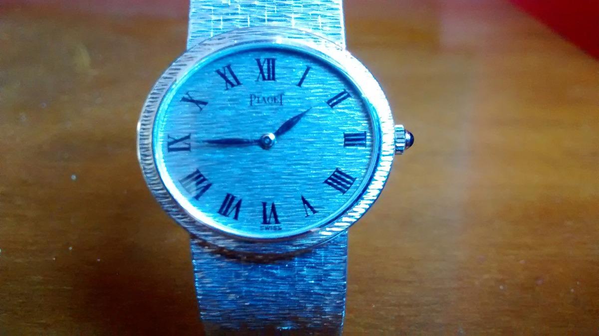 841e9243afb relógio piaget feminino ouro branco 18k. Carregando zoom.