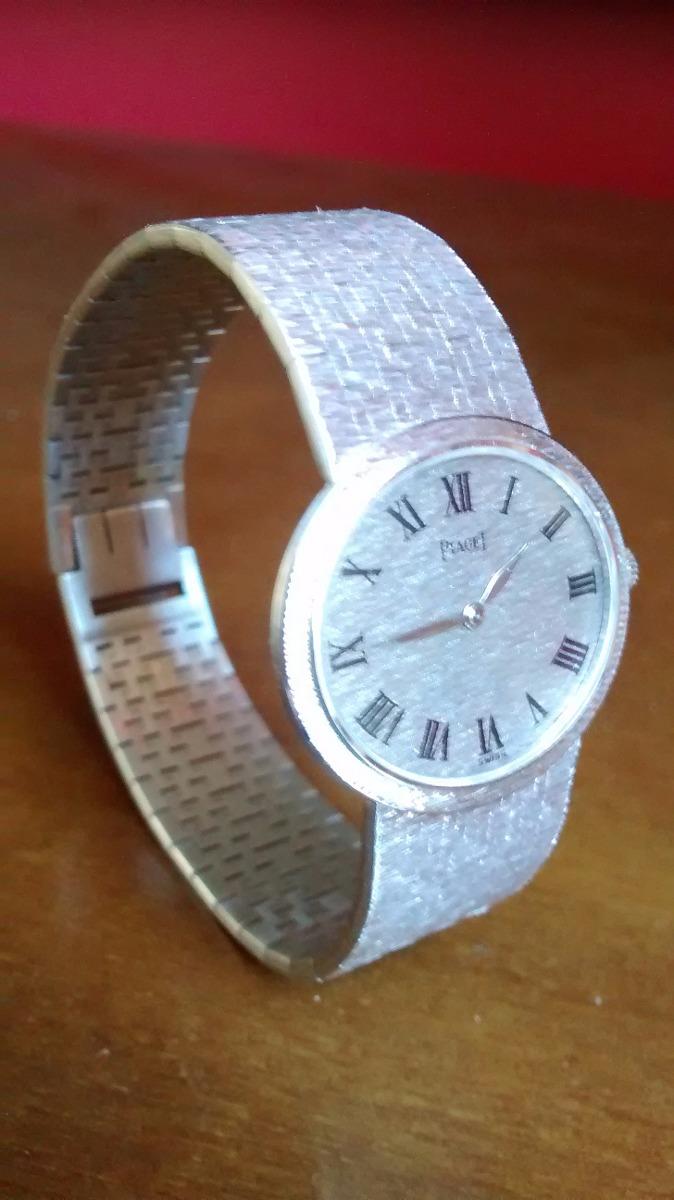 ea57e3fc203 relógio piaget feminino ouro branco 18k. Carregando zoom.