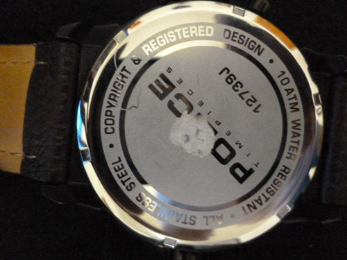 relógio police viper 12739j