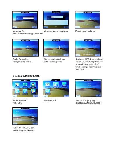 relógio ponto biométrico digital português som