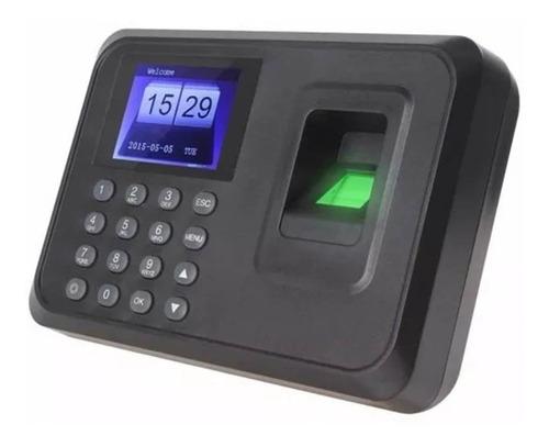 relógio ponto hora biométrico impressão digital com garantia
