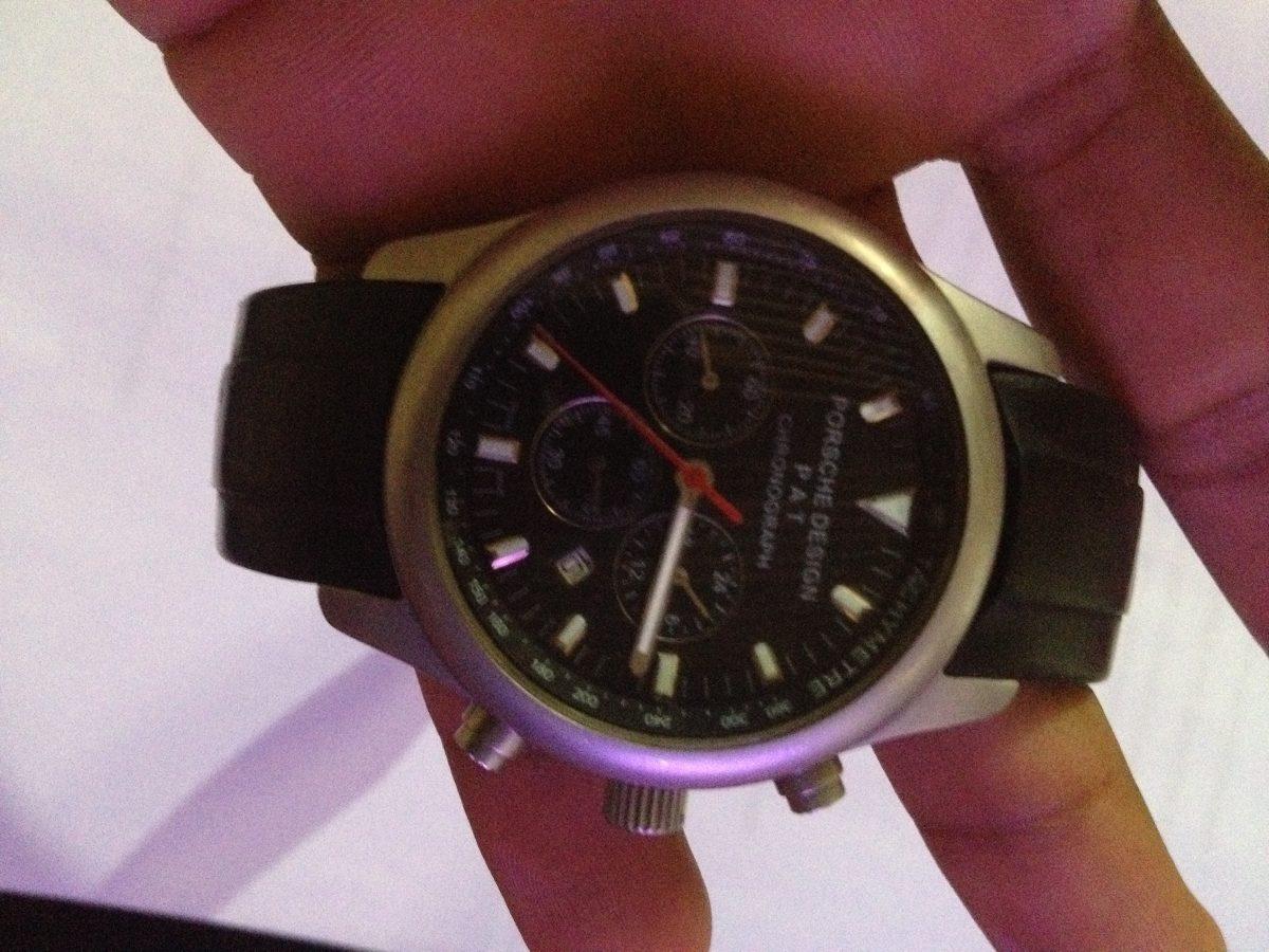0667f564f66 Automatic Porsche Design P63404124GB1169 3 Grey Watches Source · Relogio  Porsche Rose Gold Ret 6612 R 2 000 00 em Mercado Livre