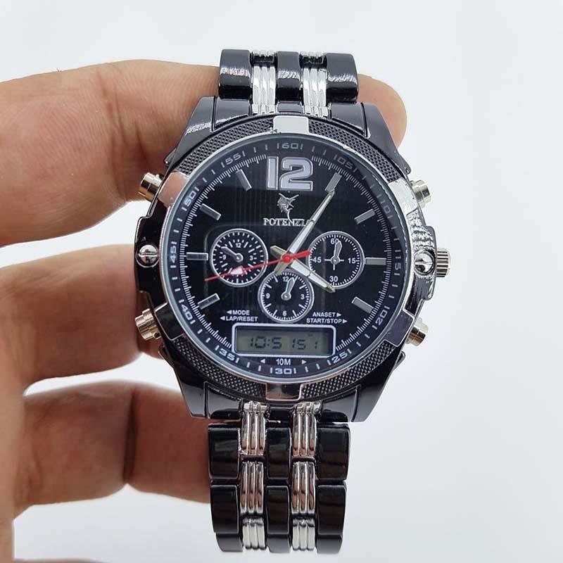 4d6388e0e27 relógio potenzia j624a2 masculino digital analogico r730. Carregando zoom.