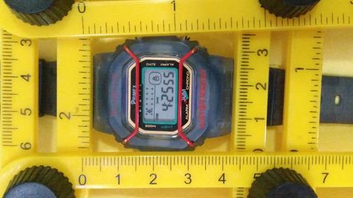aafee62bc90 relógio primex digital original aceito oferta. Carregando zoom.