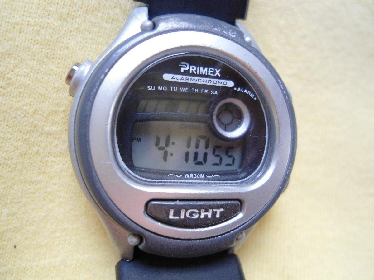 d0688145250 relógio primex digital original promção 2019 tictac. Carregando zoom.