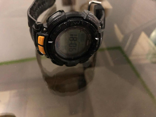 relógio protrek prg 240 solar triplo sensor