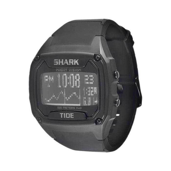 e2f94da7493 Relógio Prova D agua Freestyle Killer Shark Tide Preto - R  499