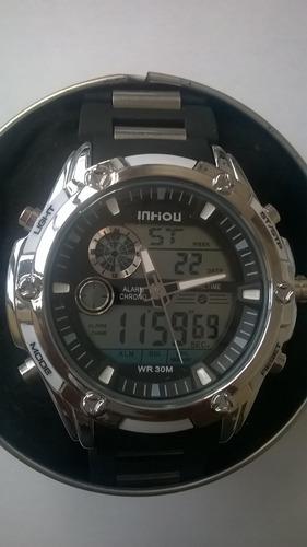 relógio prova dágua importado militar masculino barato