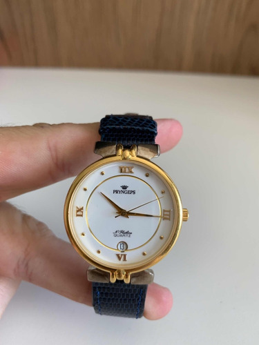 relógio pryngeps n flatline quartz feminino italiano