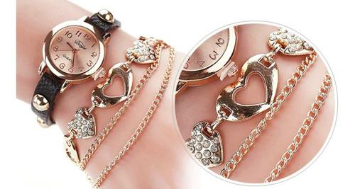 relógio  pulseira feminino barato importado elegante bonito