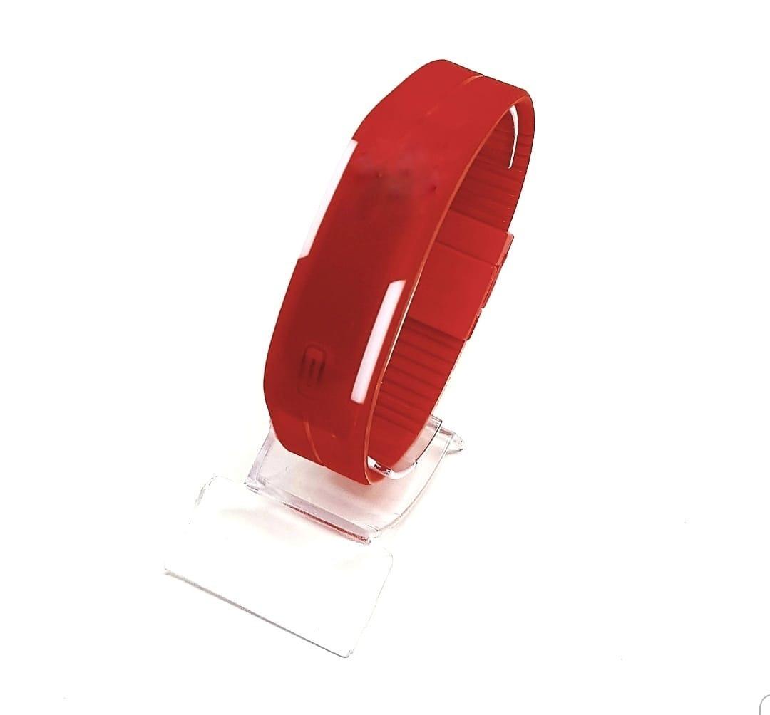 19b56687956 Relógio Pulseira Nike De Led Digital De Borracha P  Atleta - R  17 ...
