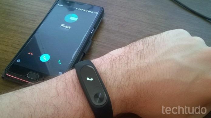5ee7c30c432 Relógio Pulseira Xiaomi Mi Band 2 - R  219