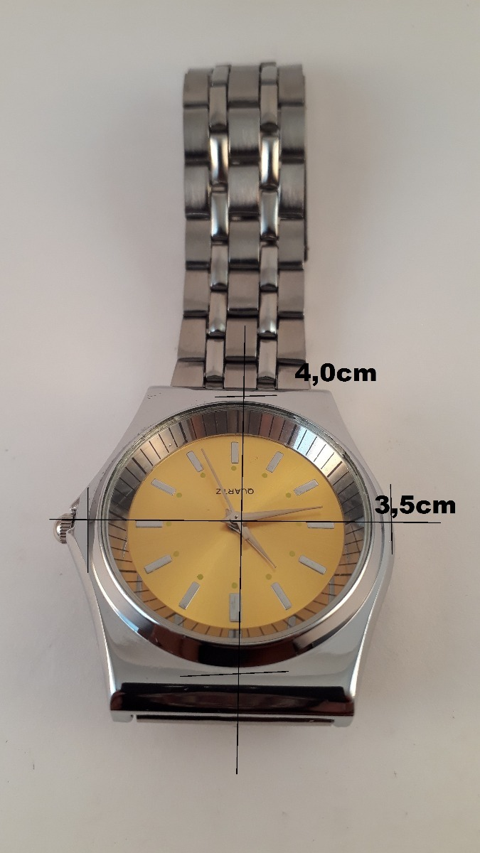 c8d98374068 relógio pulso analógico masculino feminino pequeno aço inox. Carregando zoom .
