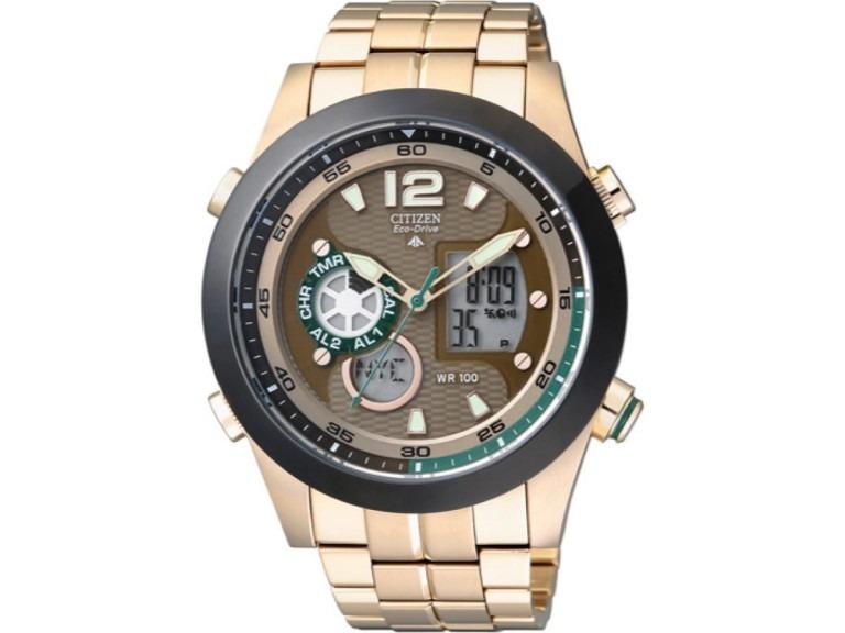 220047a35e2 Relógio De Pulso Citizen Masculino Promaster Terra Tz10011x - R ...