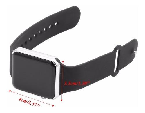 relógio pulso digital led masculino feminino barato+frete