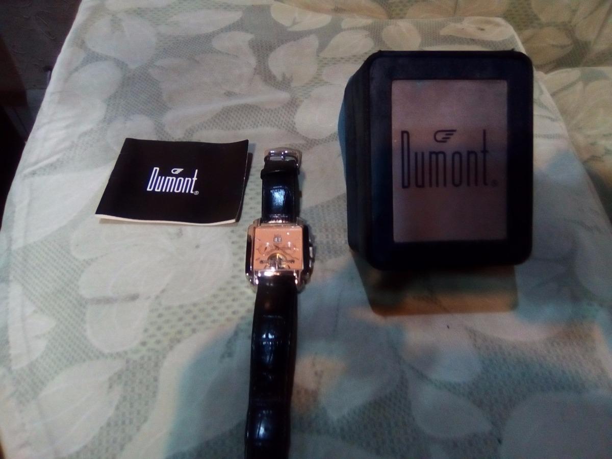 da4d1f56510 Relógio De Pulso Dumont Automático Social. Masculino - R  600