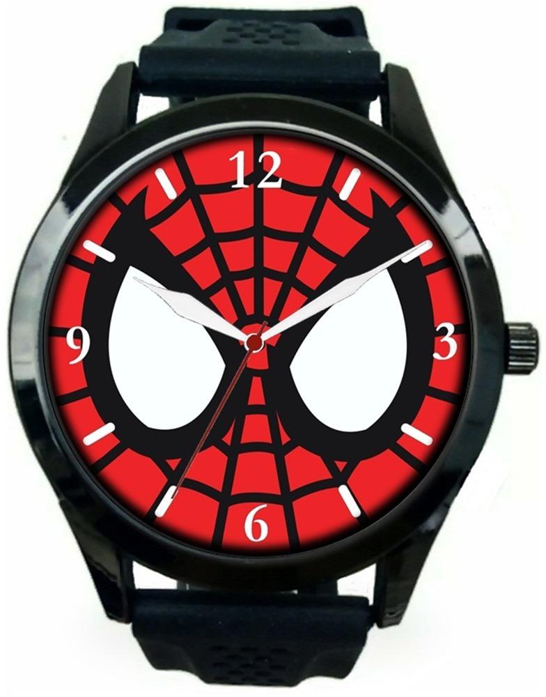 7cd1b3780ac relógio pulso esportivo homem aranha barato masculino oferta. Carregando  zoom.