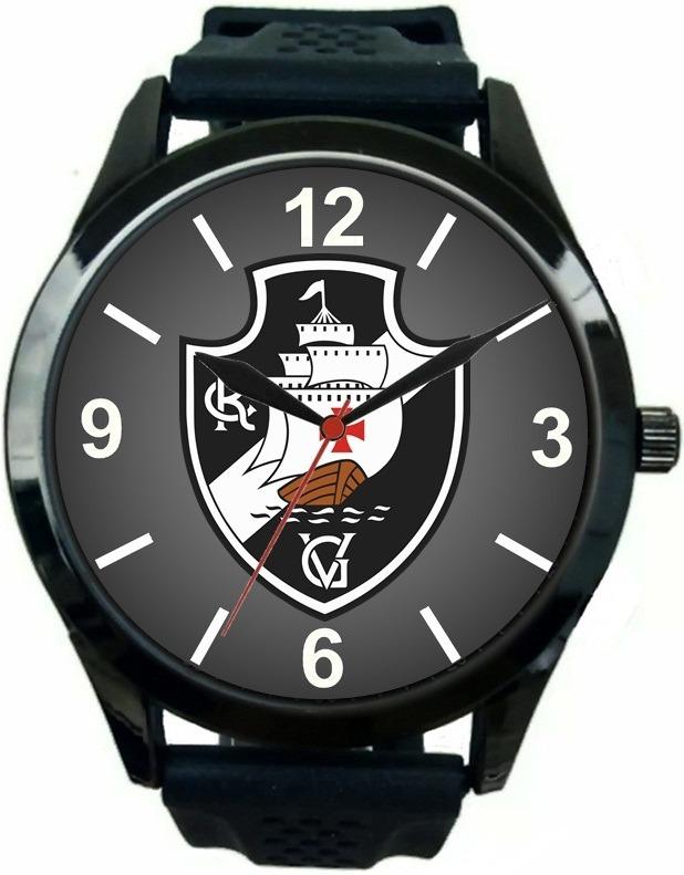 15be926319e Relógio Pulso Esportivo Vasco Da Gama Barato Masculino - R  49