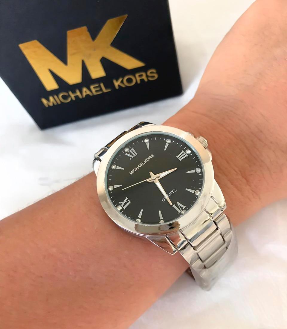 810f5fbb3c7 Relógio De Pulso Feminino Analógico Mk - R  89