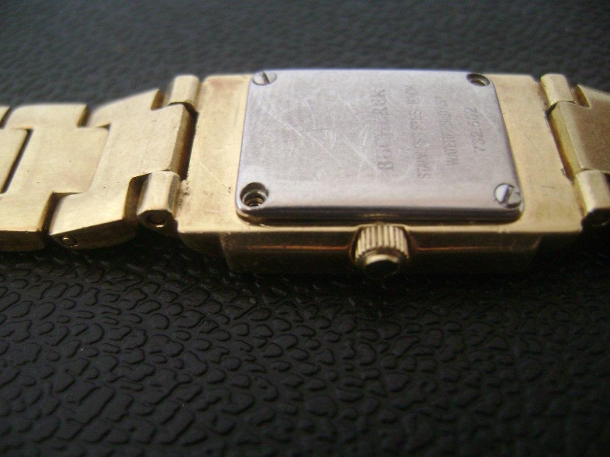 8a5517f1106 ... plaquê de ouro bucherer swiss. Carregando zoom... relógio pulso feminino.  Carregando zoom.