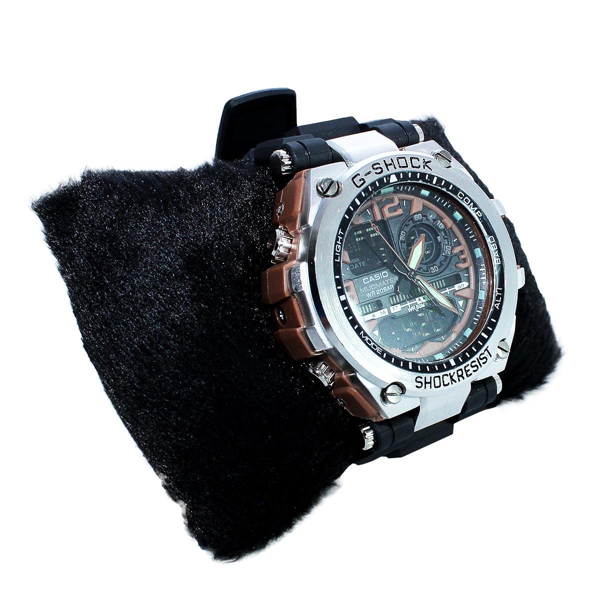 6d141fff345 relógio pulso g shock sport masculino vários modelo e cores. Carregando zoom .