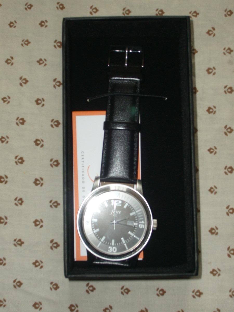 27c7df09ba7 Relógio De Pulso Masculino Modelo Mc8183 Fioremc-monte Carlo - R ...