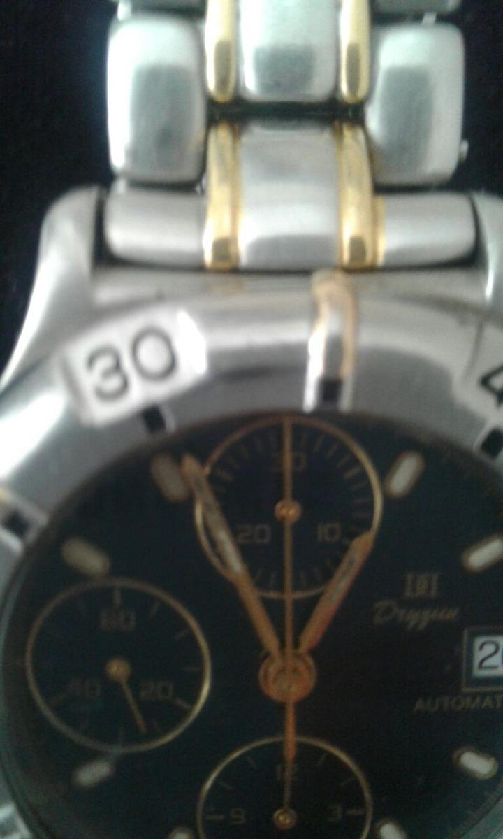d2e7ecf875c Relogio De Pulso Masculino Dryzun Joalheiros Em Ouro 18 K - R  3.000 ...