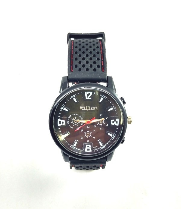 1752ae6c3e2 Relógio De Pulso Masculino Sport Estilo Militar Aviador - R  19