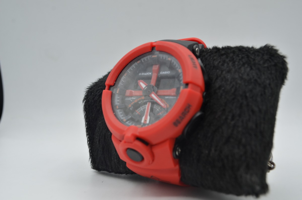 f9ea1006a03 relógio pulso masculino casio gshock ga500 lancamento. Carregando zoom.