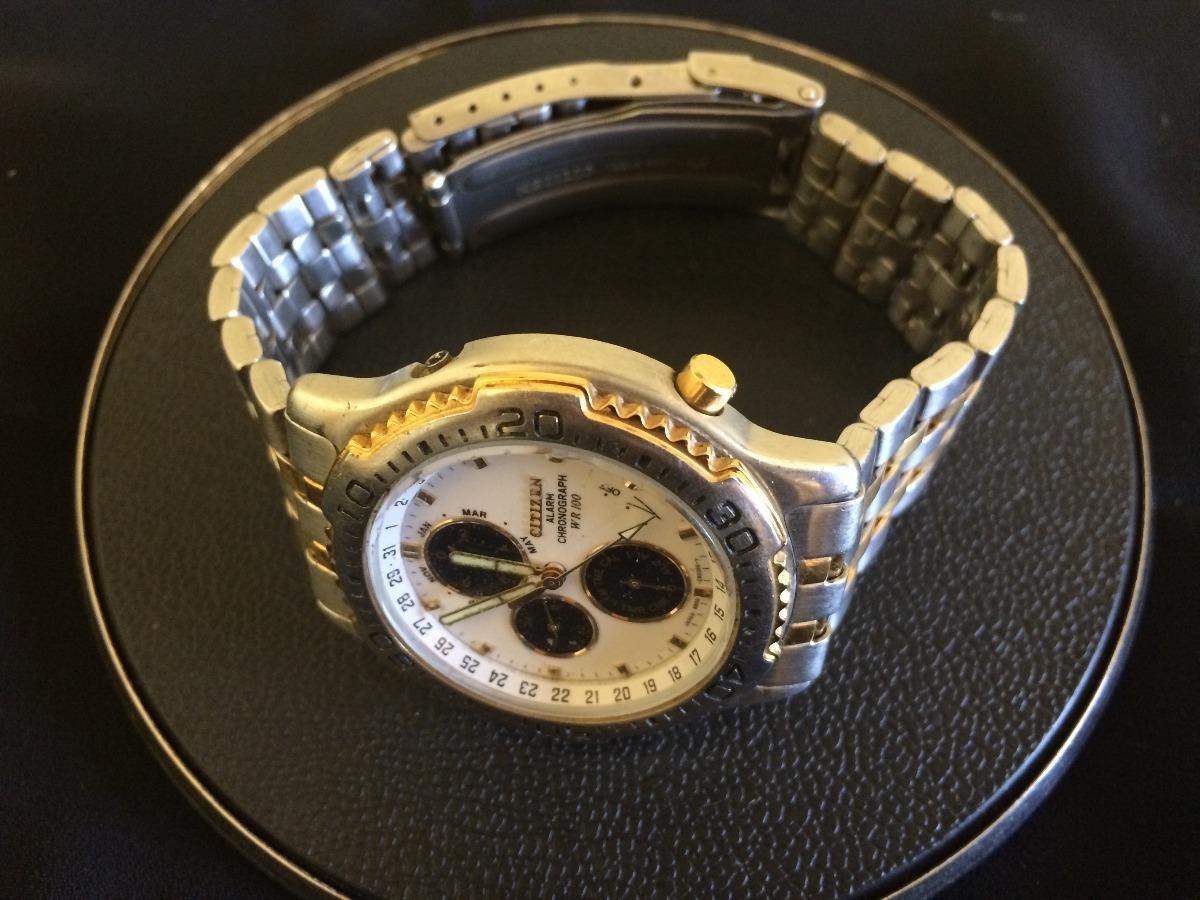 18ee1e31cb0 Antigo Relógio De Pulso Masculino Citizen Watch Co - R  350