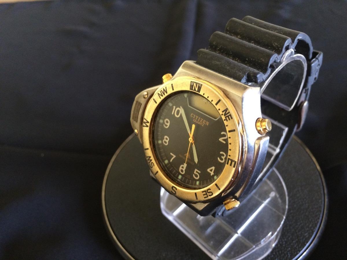 ea9e7706efb Antigo Relógio De Pulso Masculino Citizen Watch Co - R  650