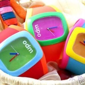 relogio pulso odm ii watch multicolor unisex - frete grátis