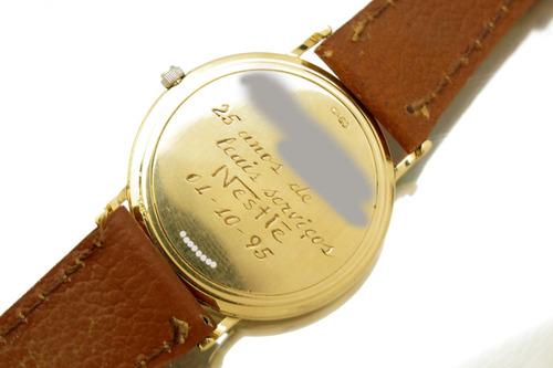 relógio pulso omega