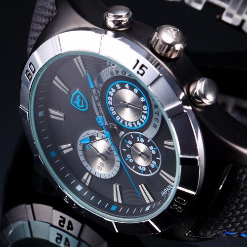 relógio pulso shark