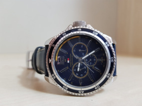 fed82b2a5 Relogio Tommy Hilfiger 1019 Automatic Water Resistant 5 Atm ...