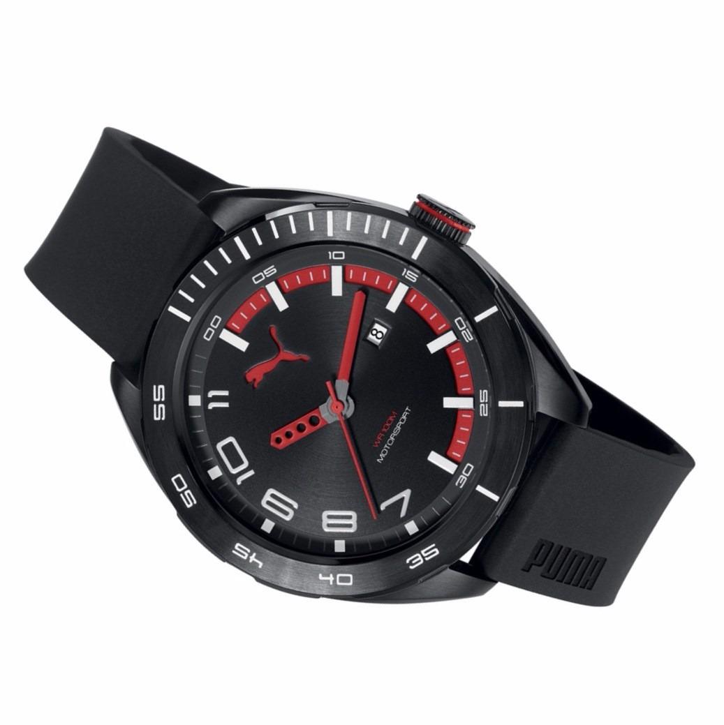 relógio puma 2 anos garantia calendário 96256gppspu1 v. Carregando zoom. 9544bb3cb295d