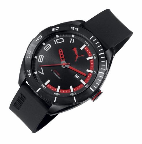 Relógio Puma 2 Anos Garantia Calendário 96256gppspu1 V - R  379 b618ba2ce1125