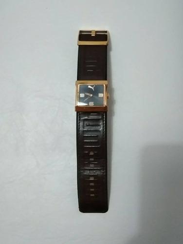 relógio puma analógico